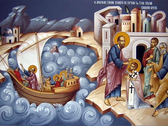 Миссионерские путешествия апостола Павла