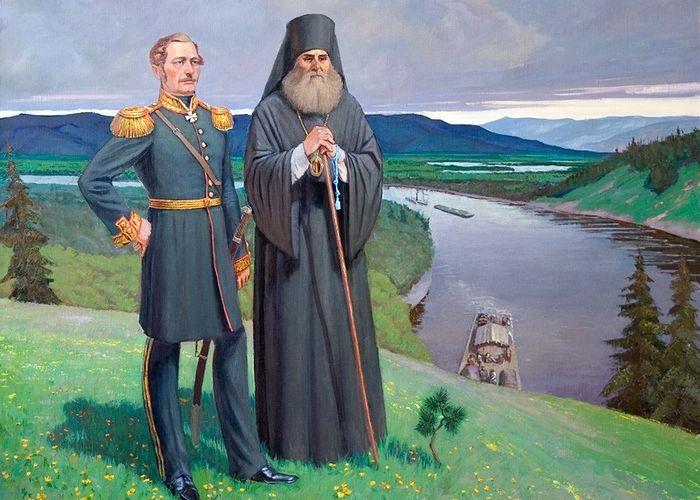 Святой Иннокентий Московский