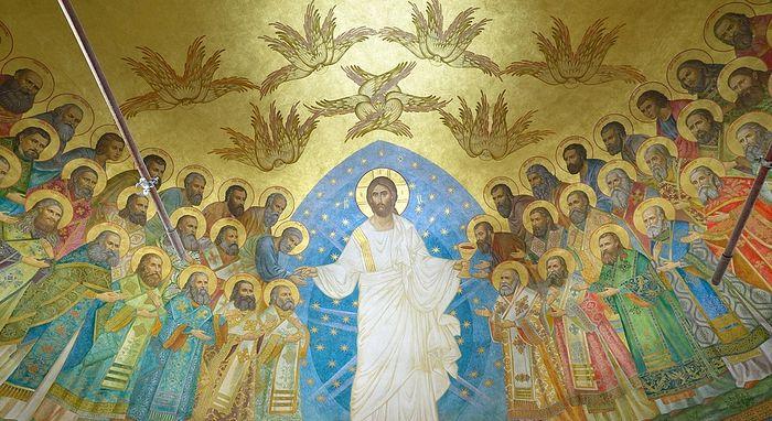 Собор Новомучеников Церкви Русской
