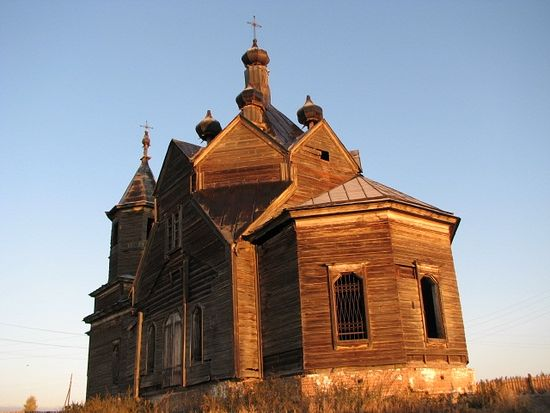 Church of St. Parasceva. Photo: wikimedia.org