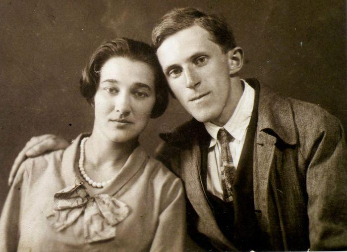Николай Васильевич и Вера Николаевна Викторовы