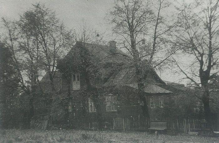 Дом семьи Амфитеатровых-Викторовых в Очаково