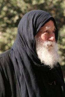 Fr. Matthew the Poor. Photo: citydesert.files.wordpress.com