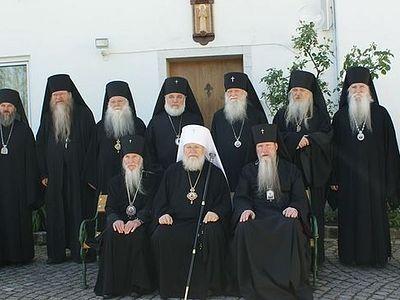 Архиерейский Собор Русской Православной Церкви Заграницей обратился с посланием