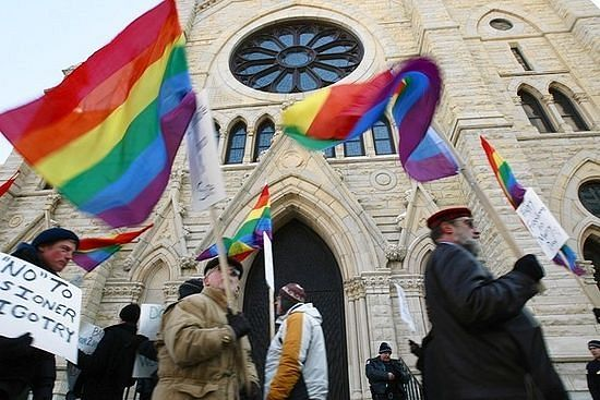 Orthodoxy and homosexuality in christianity