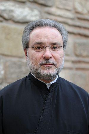 Fr. John Chryssavgis. Photo: Wikipedia.org