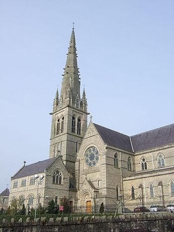Cathedral of Sts. Adomnan and Columba in Letterkenny, Donegal