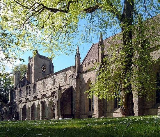 Dunkeld Cathedral, Perth and Kinross
