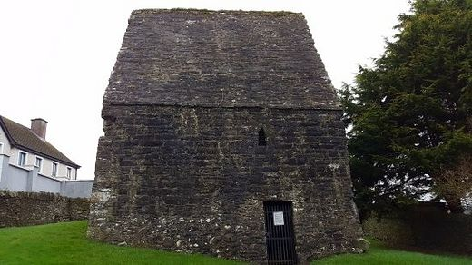 St. Colmcille's Oratory-House in Kells, Ireland (source - Tripadvisor.ru)
