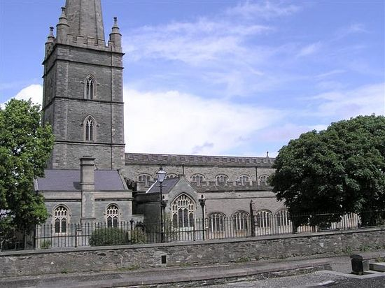 St. Columba's Cathedral in Derry