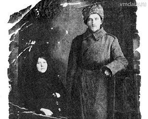 Родители Виктора Гладышева
