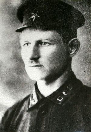 Участник Гражданской войны Варфоломей Агапитович, отец Олега Иевлева