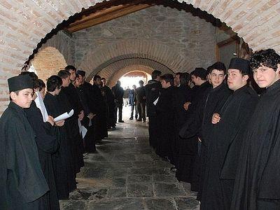 В Греции сняли фильм о святогорской школе «Афониада» (+ВИДЕО)