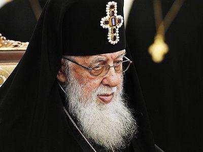 Патриарх Илия II считает, что дело об аресте подозреваемого в убийстве протоиерея Георгия Мамаладзе, направлено на дискредитацию Грузии