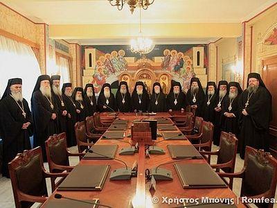 Правительство Греции выдавливает Церковь из школы