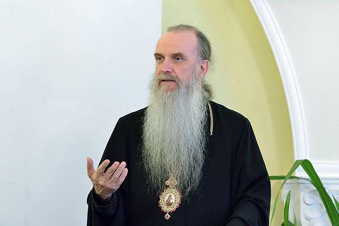 Епископ Каменский и Алапаевский Мефодий. Фото предоставлено Синодальным отделом по благотворительности и социальному служению