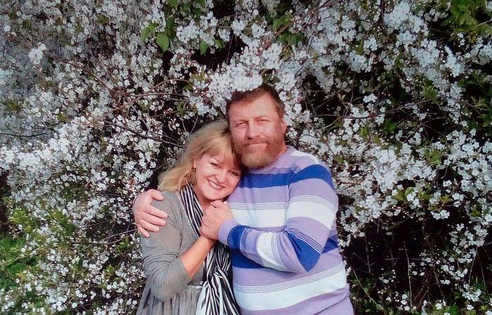 Александр Соколов и Мария Вишняк