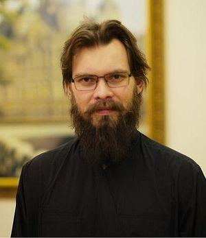 Священник Павел Коньков