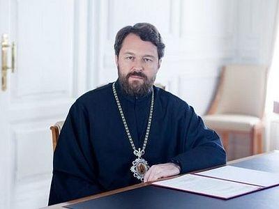 Митрополит Иларион: «Украинский патриархат» — это раскольничья структура