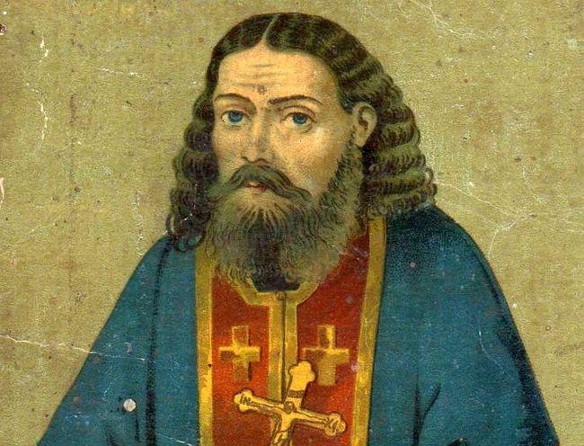 Праведный Феодосий Балтский