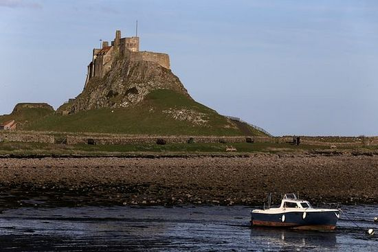 The Holy Island of Lindisfarne. Photo: Chronicle Live
