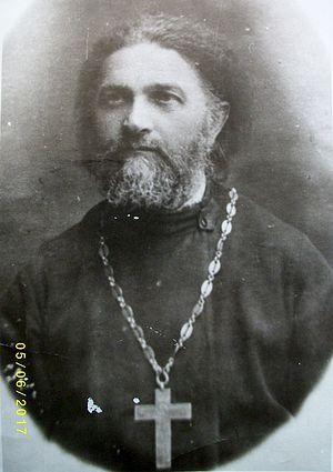 Священник Николай Дорохольский