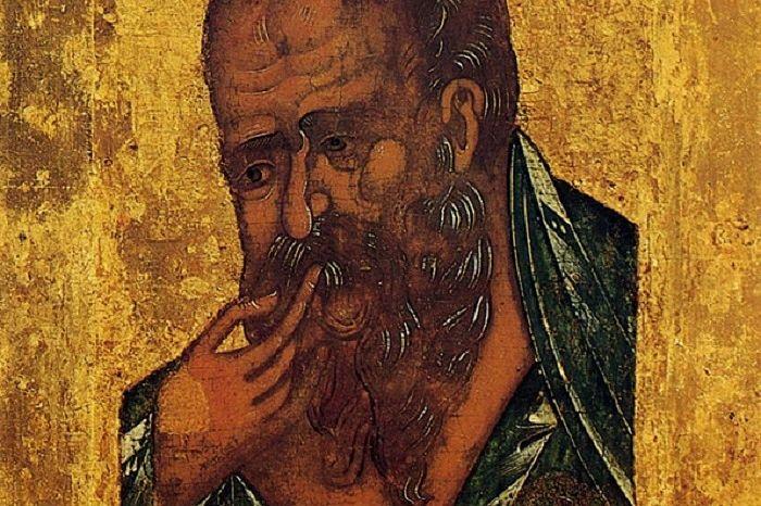 Преподобный Иоанн молчальник