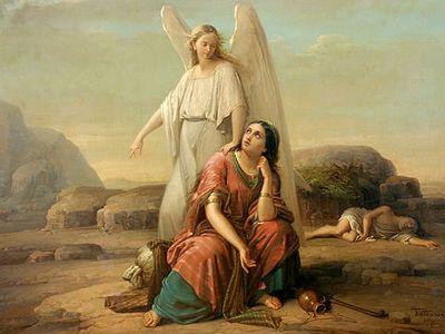 «Возвратись к госпоже своей, и покорись ей»