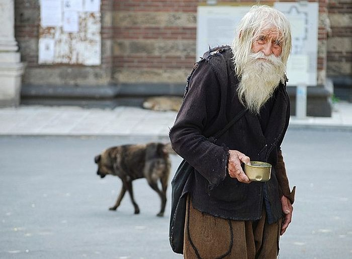 Болгарский старец Добри Добрев