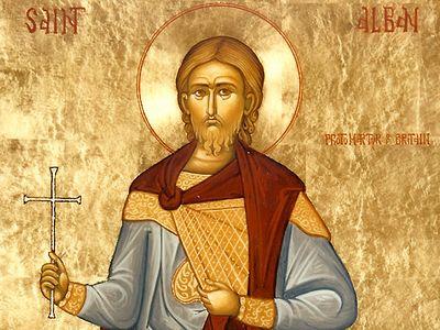 Святой Альбан и спасение Европы