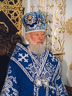 Блаженнейший митрополит Киевский и всея Украины Владимир (Сабодан)
