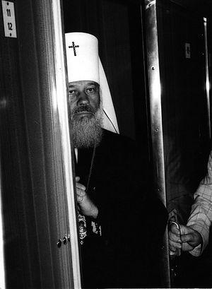 На подъезде к Киеву. 20 июня 1992 г.