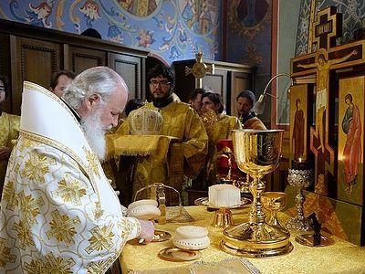 Патриарх Кирилл: Свобода от праведности ― смерть