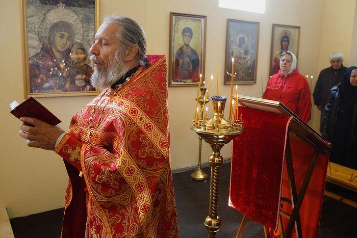 Священник Феодор Калинин