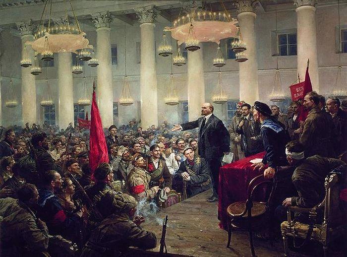 II Всероссийский съезд Советов рабочих и солдатских депутатов