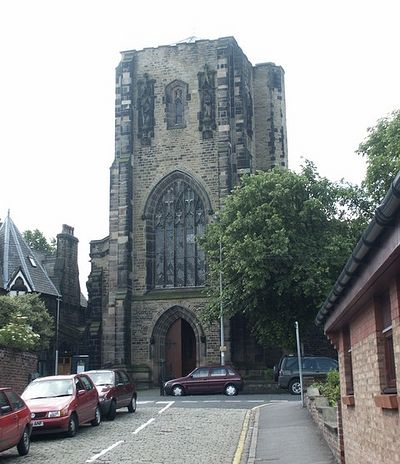 St. Alban's Church in Macclesfield, Cheshire