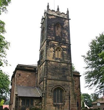 St. Alban's Church in Wickersley, South Yorkshire