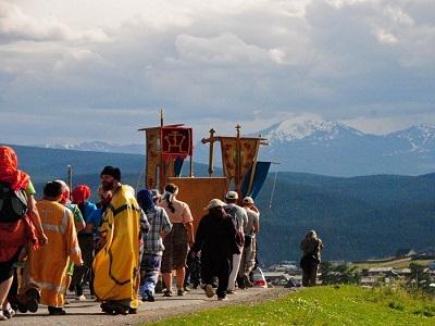 В Горном Алтае пройдут молодежные православные мероприятия