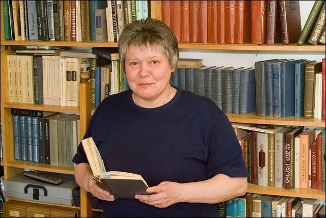 Ирина Борисовна Ратушинская