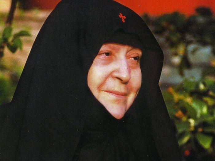 Герондисса Макрина (Вассопулу)