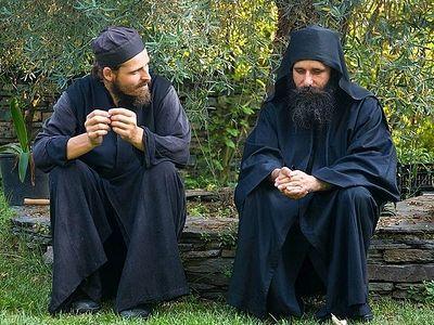 Монашество и монастыри