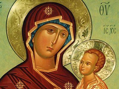 Всенощное бдение в Сретенском монастыре накануне Недели 5-й по Пятидесятнице