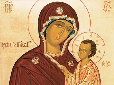 Божественная литургия в Сретенском монастыре в Неделю 5-ю по Пятидесятнице