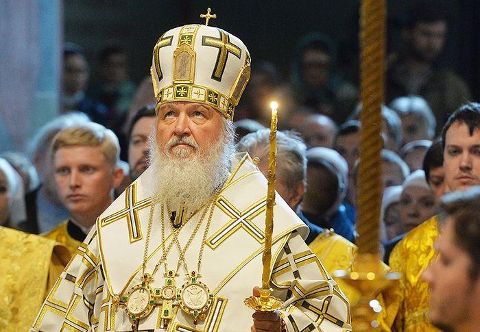 Патриарх Кирилл отвечает на вопросы - Страница 2 269094.p