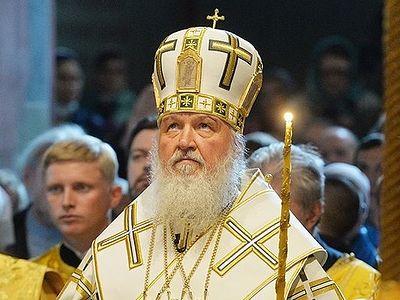 Патриарх Кирилл: Личность определяется по устройству души