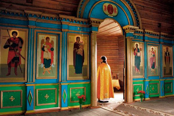 Фото: страница Общее Дело. Возрождение деревянных храмов Севера во «ВКонтакте»