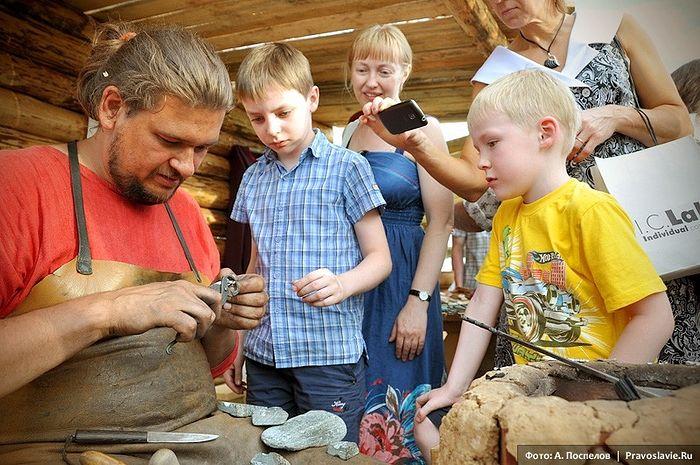 «Времена и эпохи»` 2012. Фото: А. Поспелов / Православие.Ru