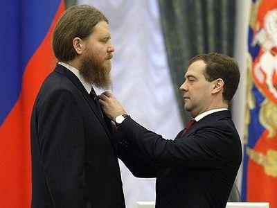 Диакон Русской Церкви возглавил Кольское отделение РАН