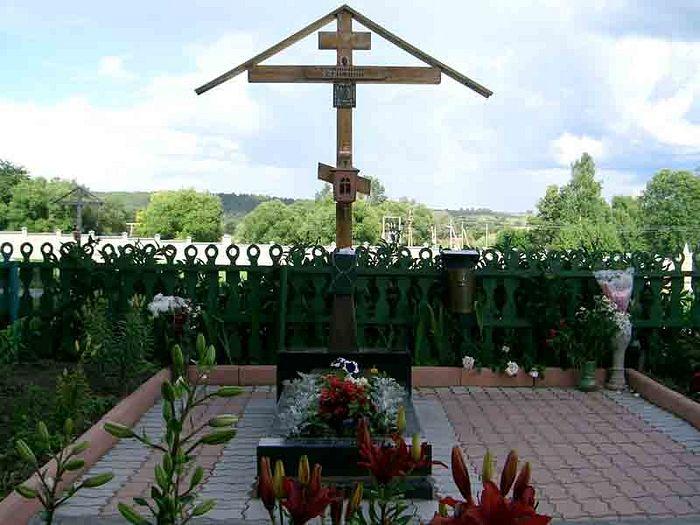Могилка схимонахини Сепфоры