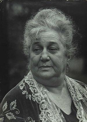 Анна Ахматова в 60-е